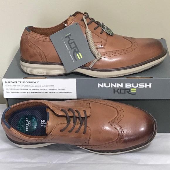 Nunn Bush Other - Men's Nunn Bush Oxford Shoes